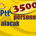 PTT 3500 Personel Alacak